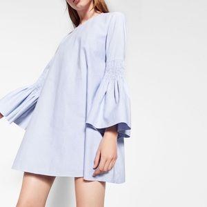 Zara Dress/Jumpsuit in Baby blue